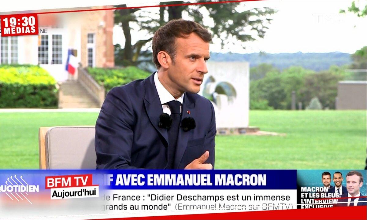 Le gifleur d'Emmanuel Macron condamné à de la prison ferme