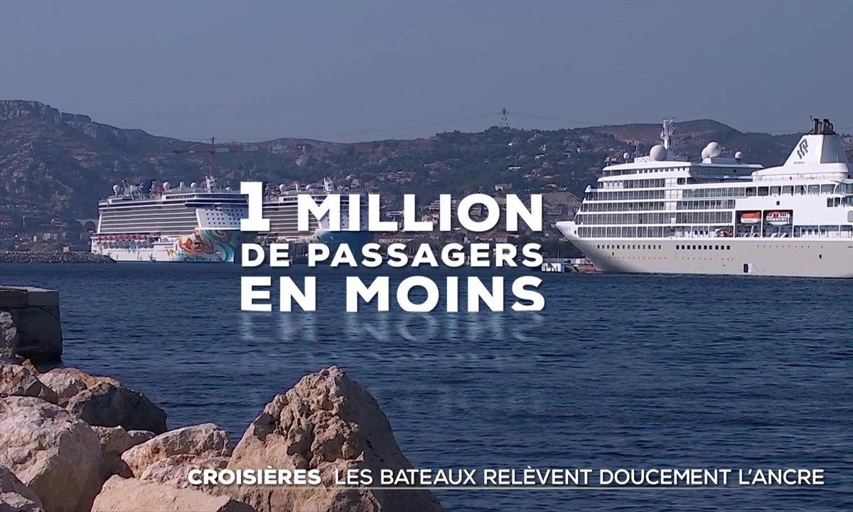 Le grand format : les bateaux de croisière relèvent doucement l'ancre