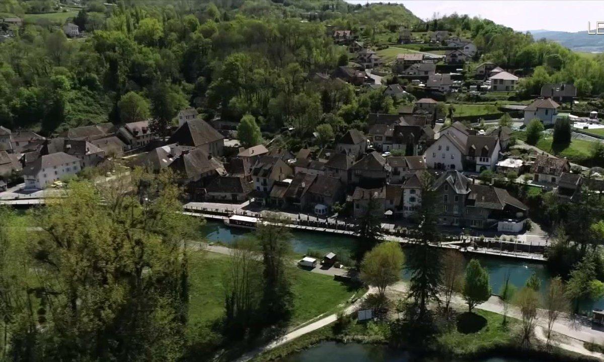 Le lac du Bourget, un lieu propice à la méditation et à la création