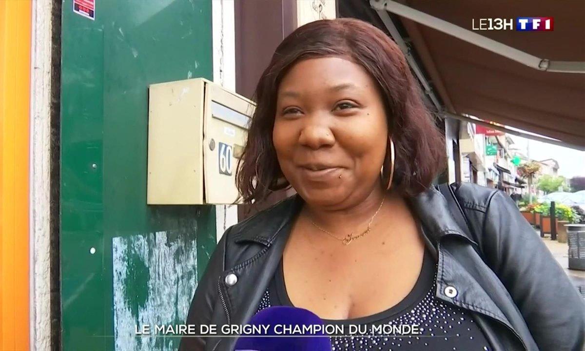 Le maire de Grigny, dans l'Essonne, désigné meilleur maire du monde