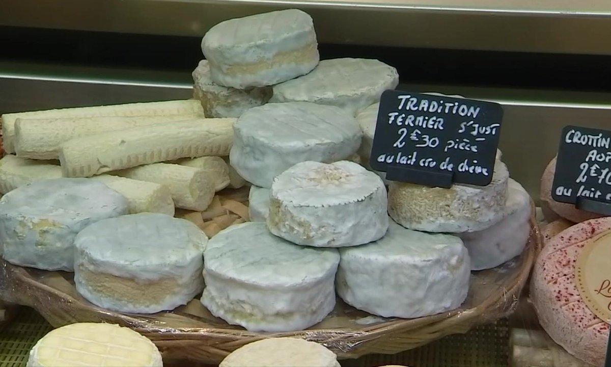Le match des fromages : la Normandie face aux Alpes