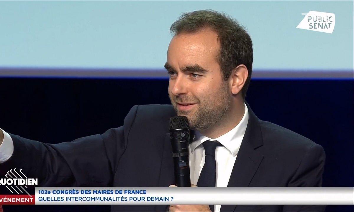Le meilleur du faux-jeune Sébastien Kéké Lecornu