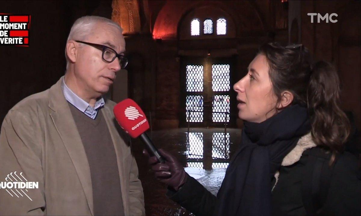 Le Moment de vérité : après les inondations, Venise fait le bilan des dégâts