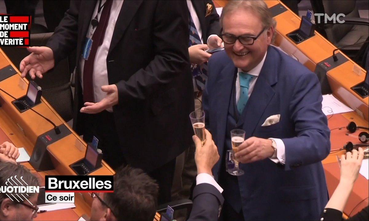 Le Moment de vérité – Brexit : on était avec les députés britanniques avant leur départ du parlement européen
