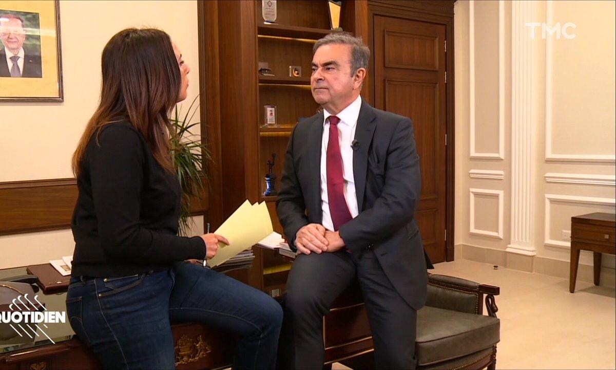 """Le Moment de vérité - Carlos Ghosn : """"Ils ont pensé que je flancherais en deux semaines"""""""