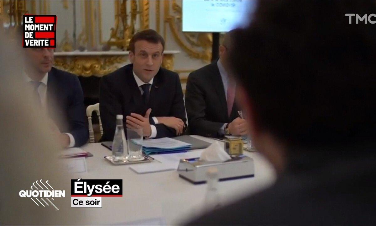 Le Moment de vérité -Coronavirus: l'Italie à l'arrêt, la France prochaine sur la liste ?