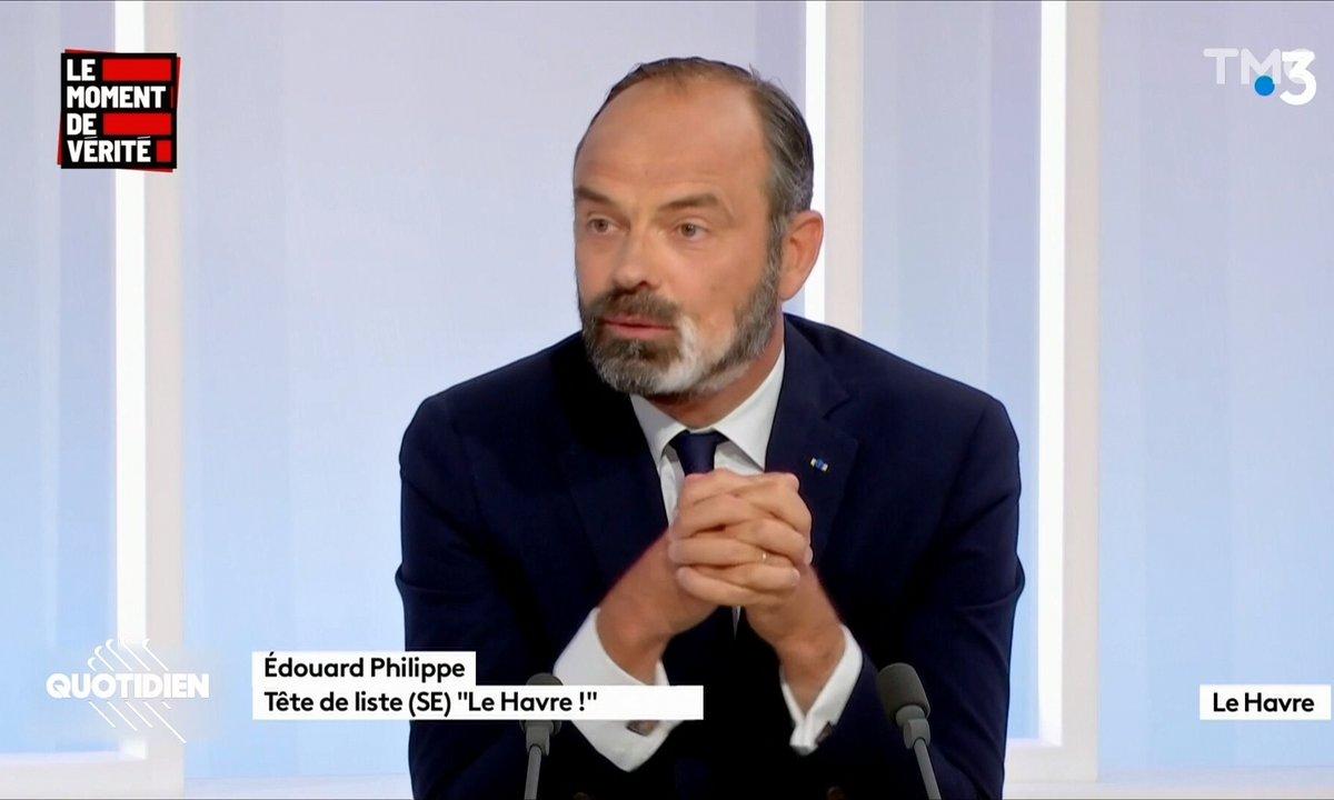 Le Moment de vérité : Edouard Philippe veut-il quitter Matignon ?