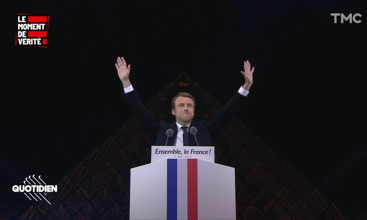 Le Moment de vérité : Emmanuel Macron, convaincant père de la Nation ?