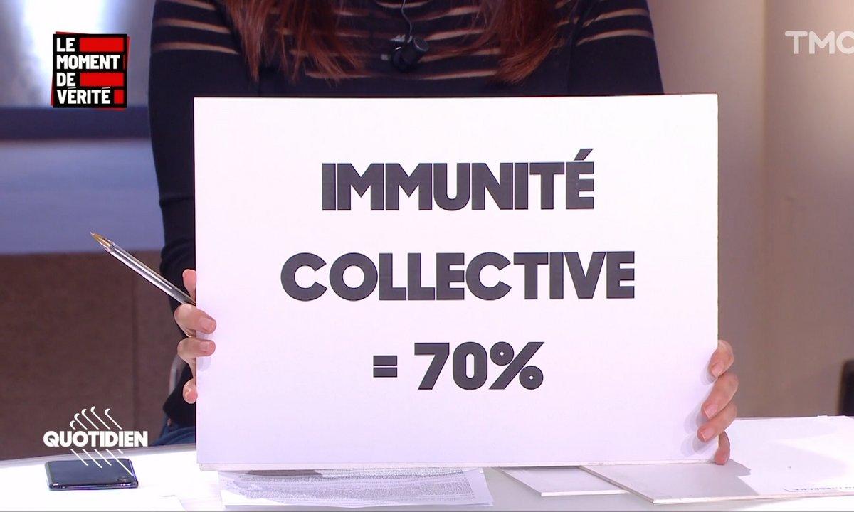 Le Moment de vérité : et si l'immunité collective était la meilleure stratégie face au Covid-19 ?
