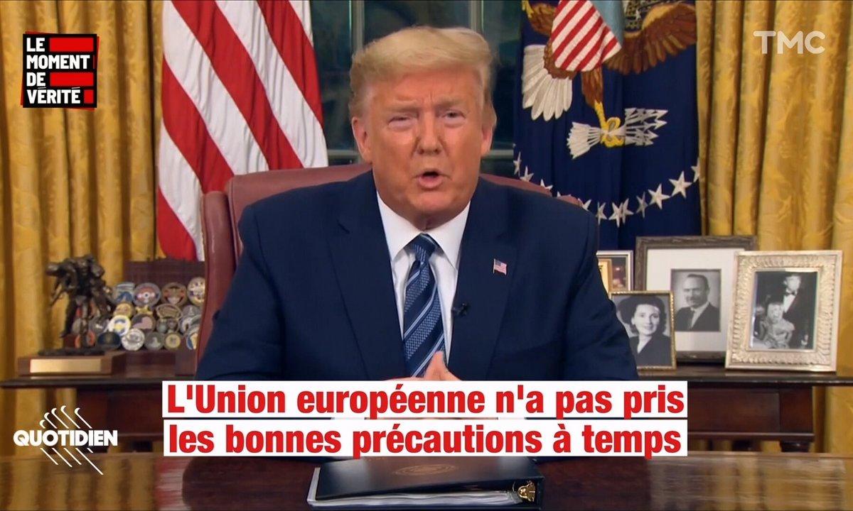 Le Moment de vérité : les européens désormais persona non grata aux Etats-Unis