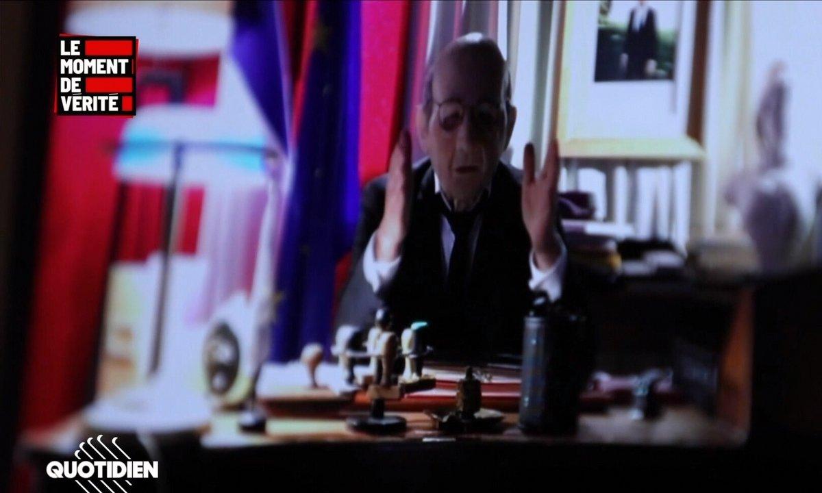 Le Moment de vérité : l'incroyable affaire du faux Jean-Yves Le Drian