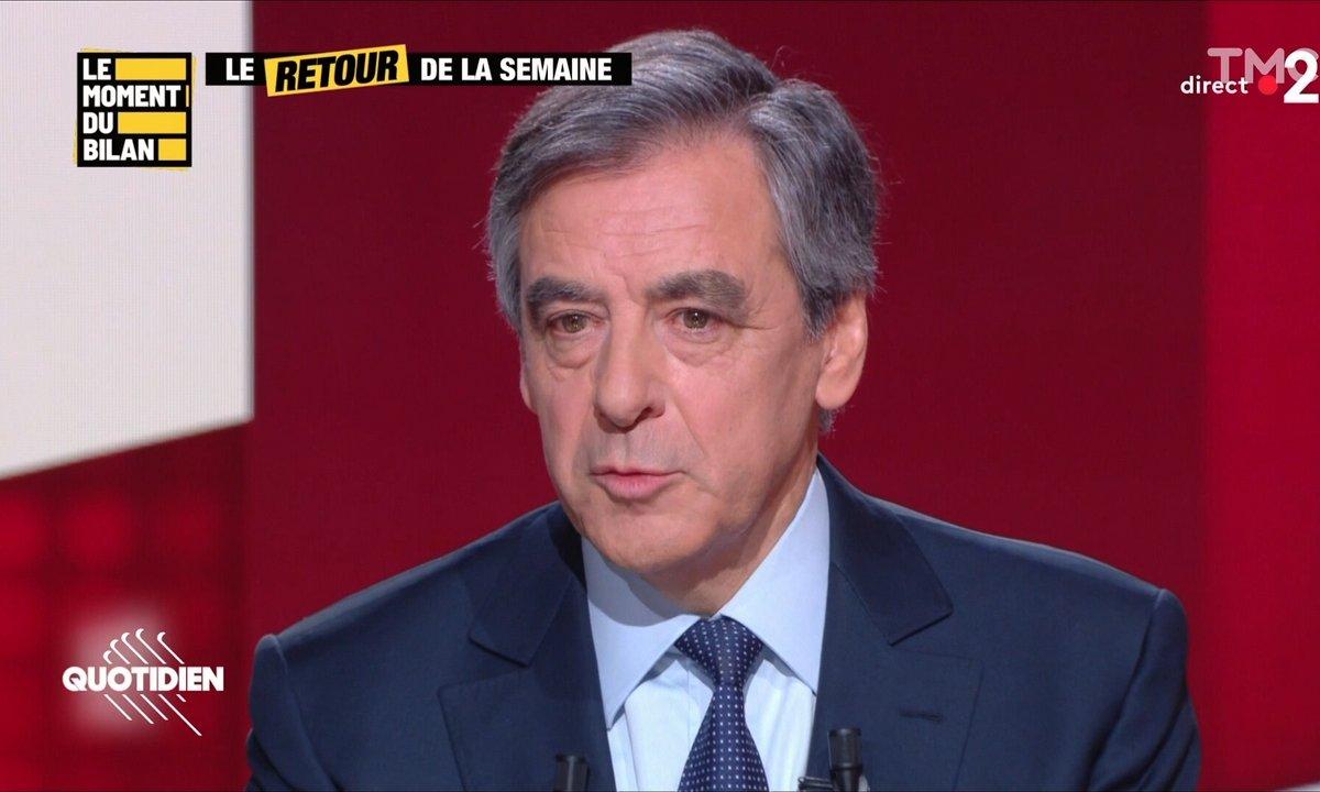 Le Moment du bilan : le retour de François Fillon, le refus des députés d'allonger le congé pour le deuil d'un enfant, …