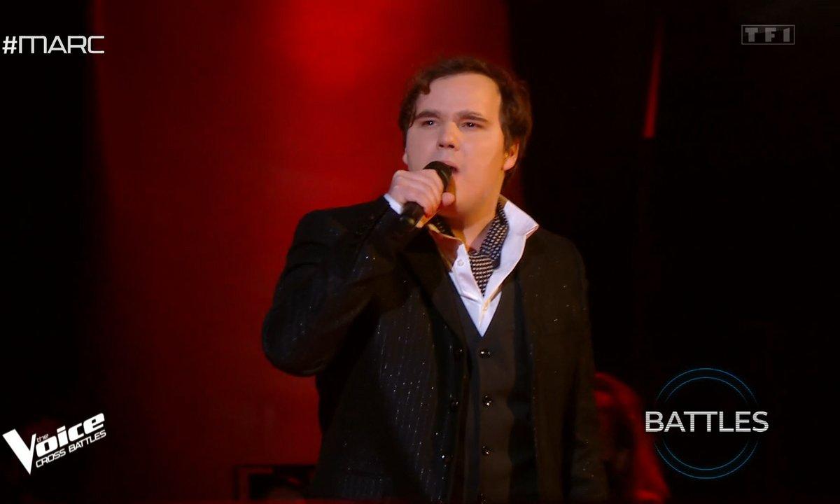 The Voice 2021 - Le parcours de Jim Bauer - Team Marc Lavoine