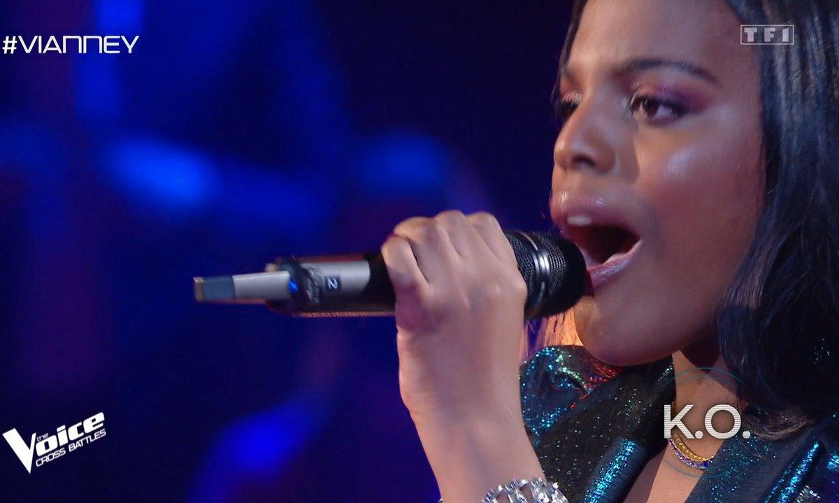The Voice 2021 - Le parcours de Mentissa - Team Vianney