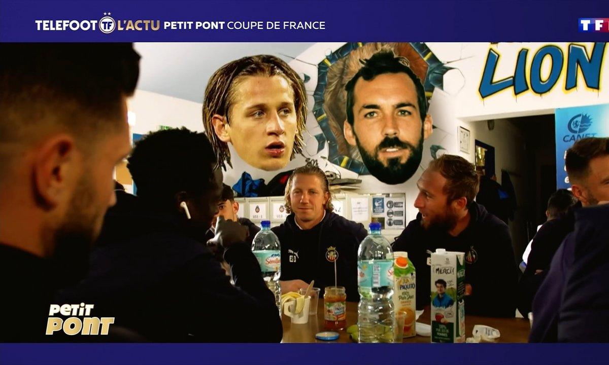 Petit Pont : buts, boulettes et Coupe de France