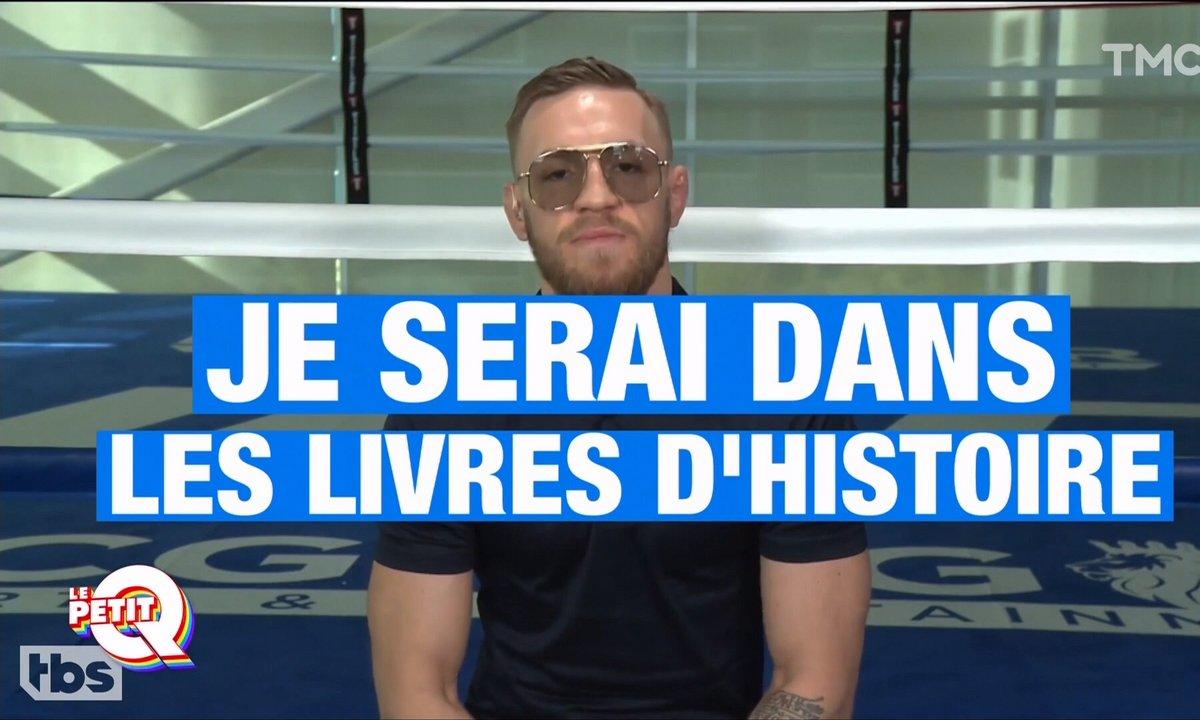 Le Petit Q : Conor McGregor, la star du MMA