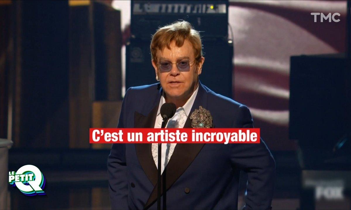"""Le Petit Q : Elton John consacre Lil Nas X aux """"IHeartRadio"""" Awards"""