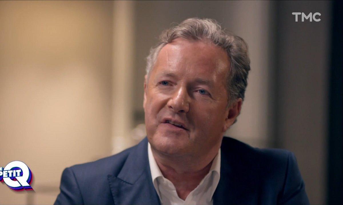 Le Petit Q : gloire et décadence de Piers Morgan