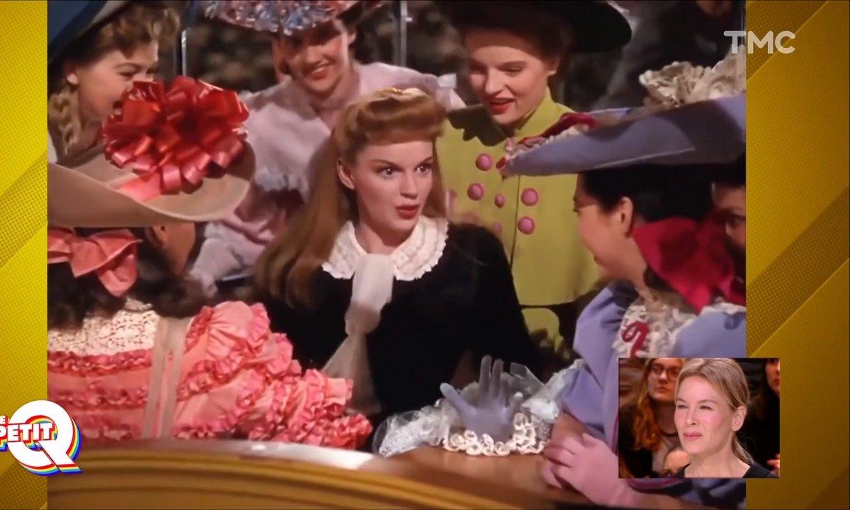 Le Petit Q : Judy Garland, entre tragédies et triomphe