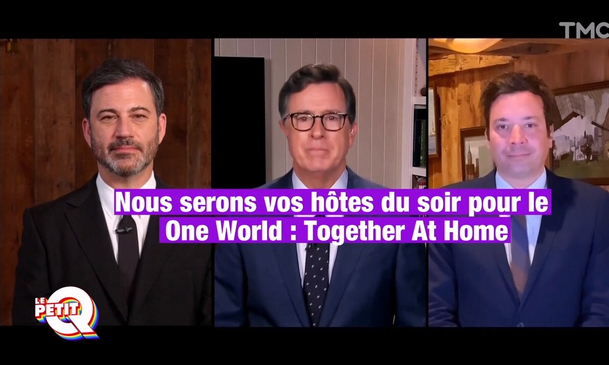 Le Petit Q : le concert One World Together at Home