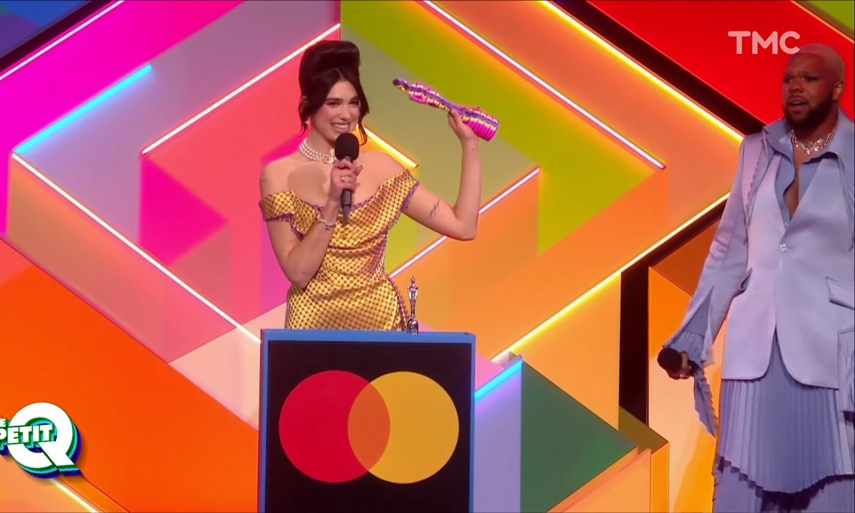 Le Petit Q : le meilleur des BRIT Awards 2021