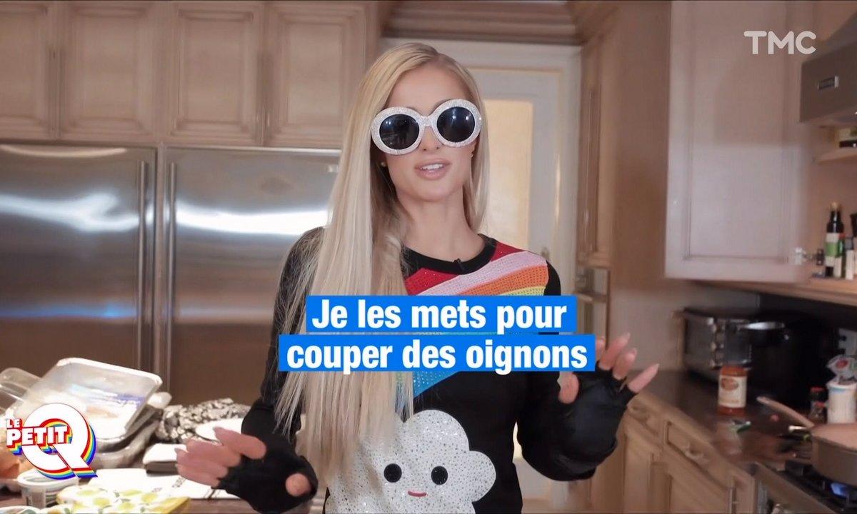 Le Petit Q : le tuto cuisine complètement WTF de Paris Hilton