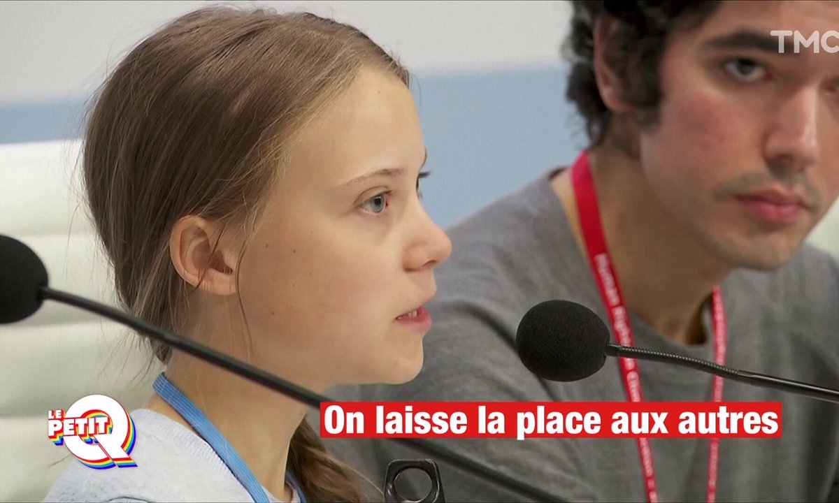 Le Petit Q : le voyage de Greta Thunberg à Madrid
