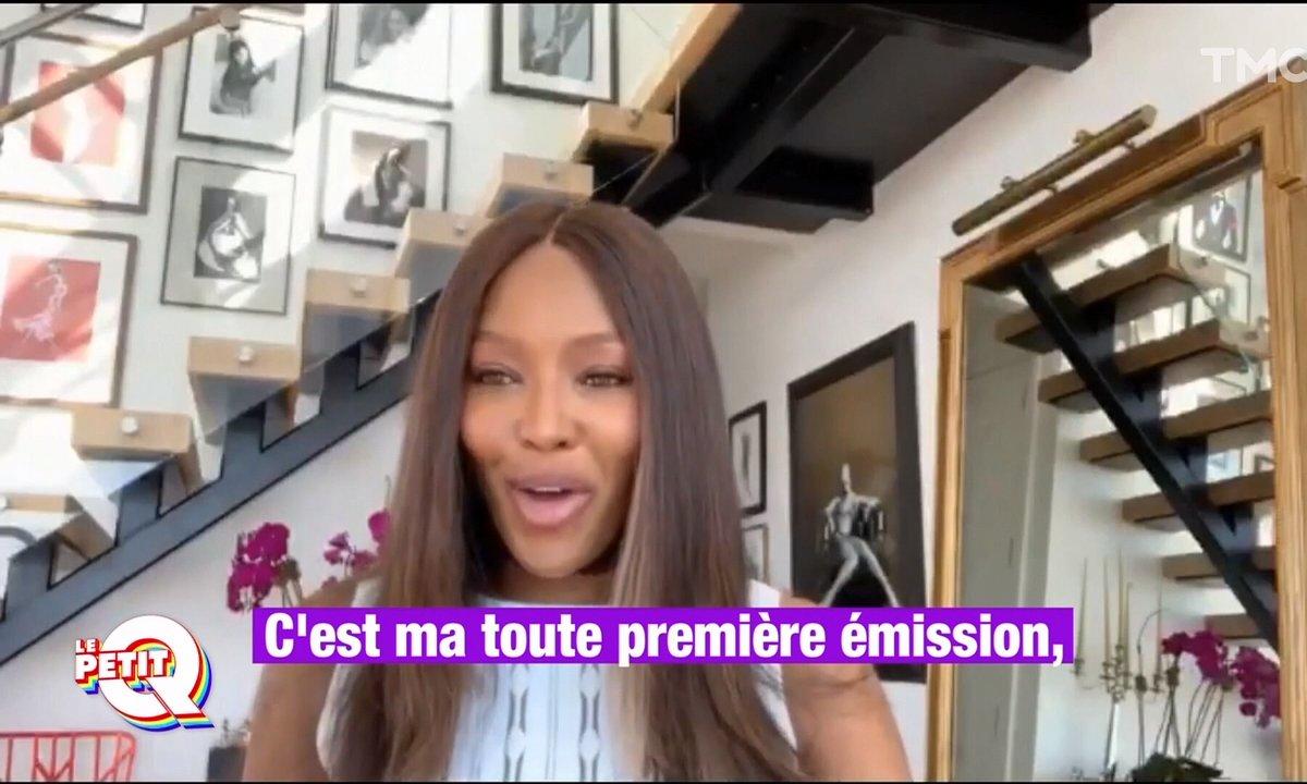 Le Petit Q : l'émission confinement de Naomi Campbell