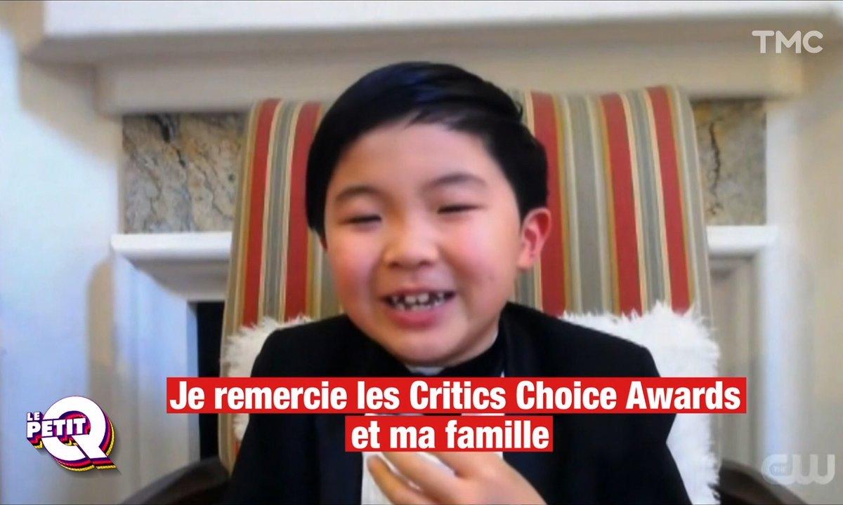 Le Petit Q : les Critics Choice Awards
