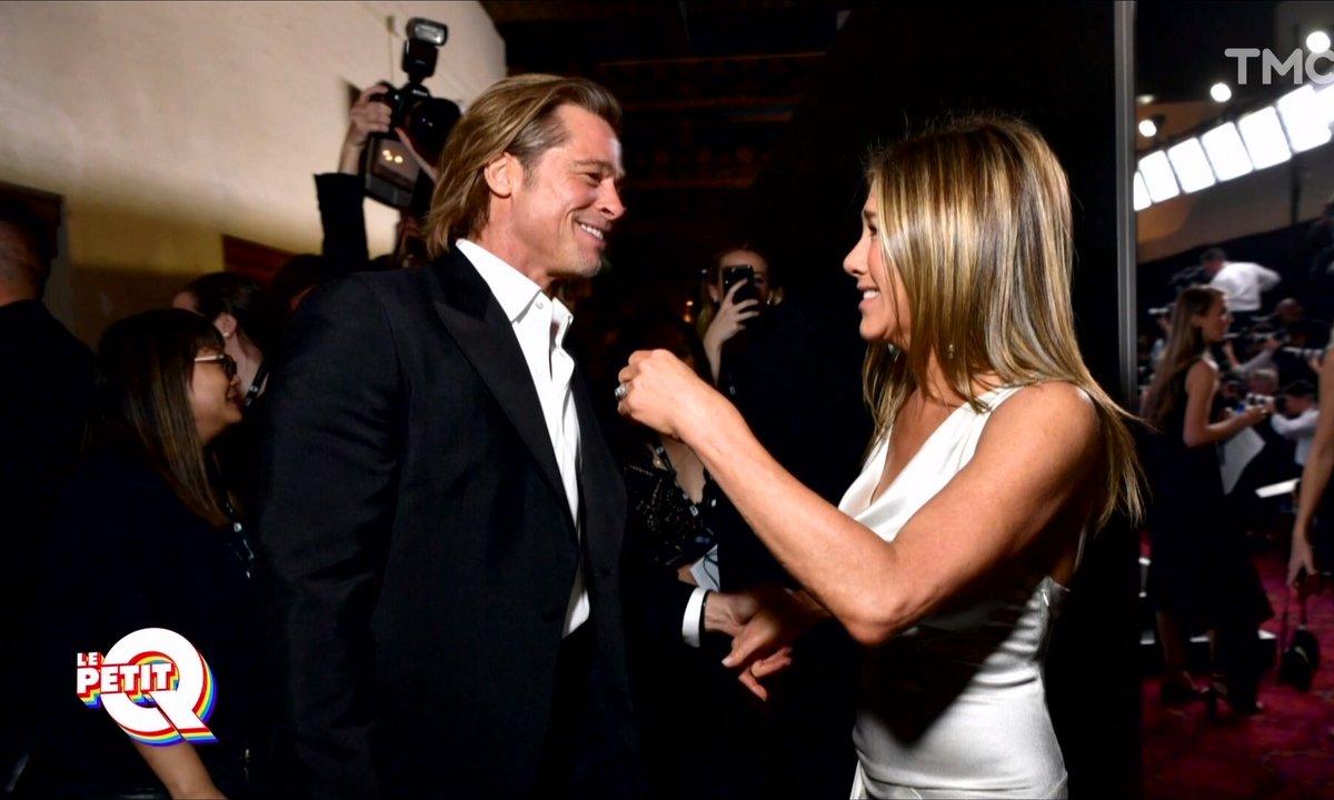 Le Petit Q : les retrouvailles de Brad Pitt et Jennifer Aniston dont tout le monde parle