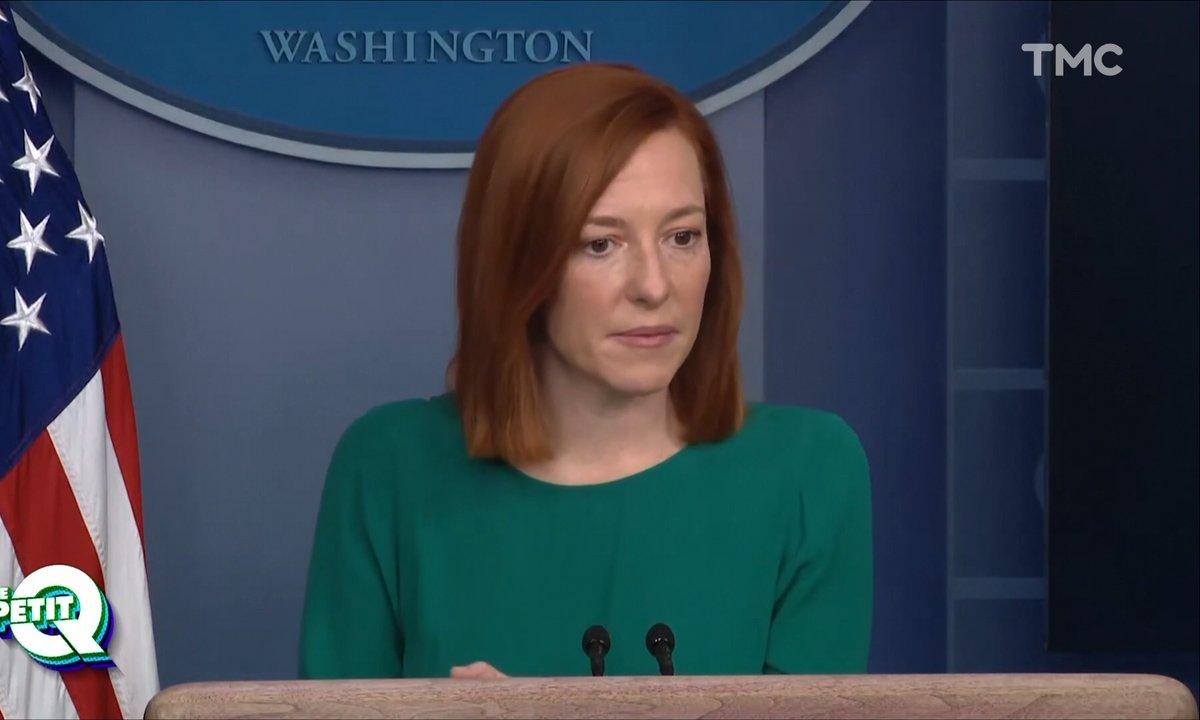 Le Petit Q: qui est Jen Psaki, la nouvelle porte-parole de la Maison Blanche ?