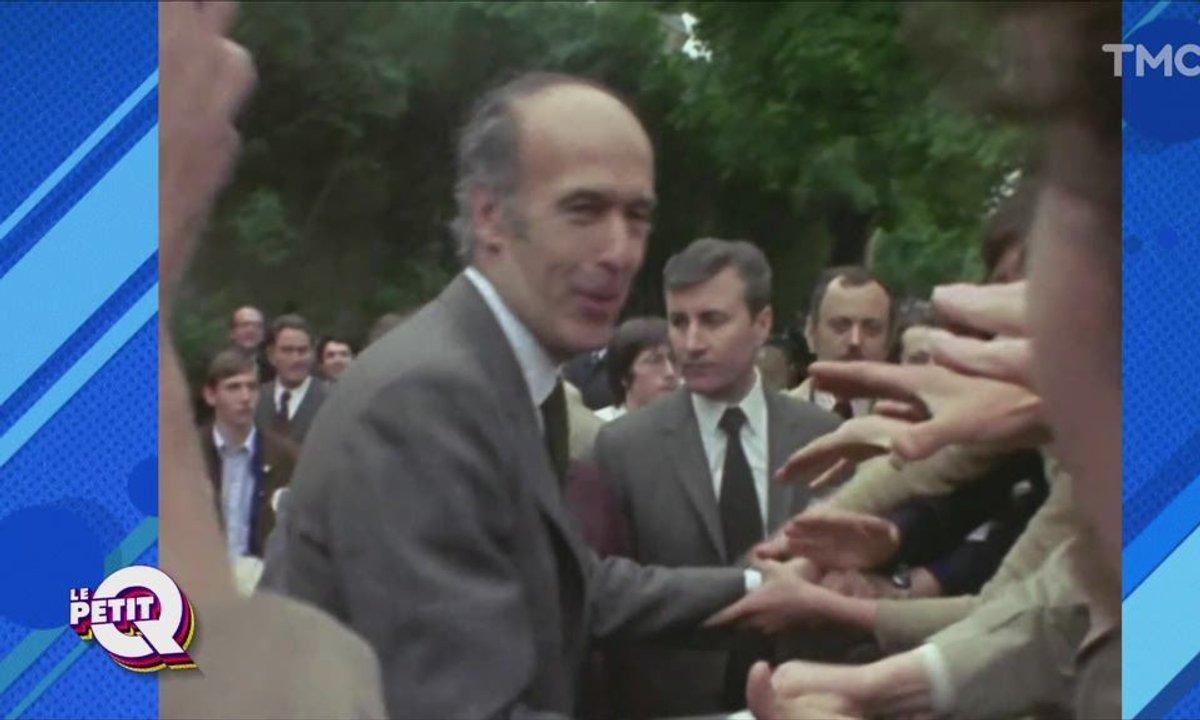"""Le Petit Q: revoir """"Une partie de campagne"""", le doc de Raymond Depardon sur VGE"""