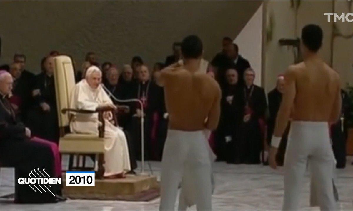 Le Porno Gay Du Vatican Que Vous Auriez Tort Doublier Quotidien
