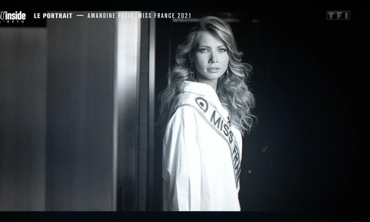 Le Portrait : Amandine Petit, Miss France 2021