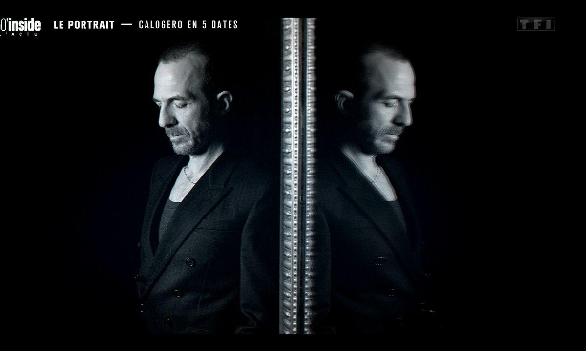 Le Portrait : Calogero, intime et authentique
