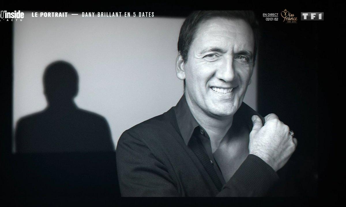 Le Portrait: Dany Brillant, l'amour d'Aznavour