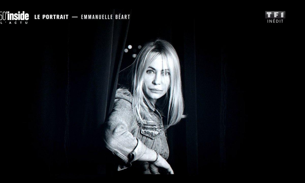 Le Portrait : Emmanuelle Béart, de père en fille