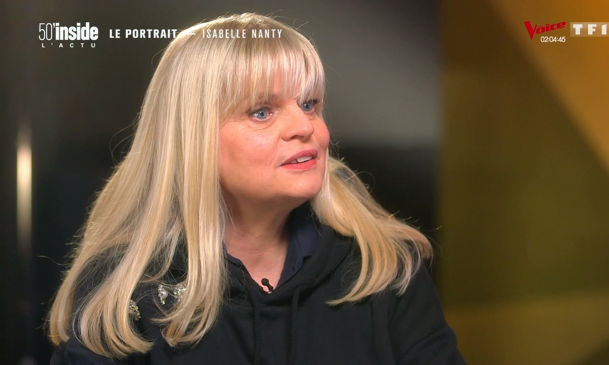 Le Portrait : Isabelle Nanty, accessible et sincère