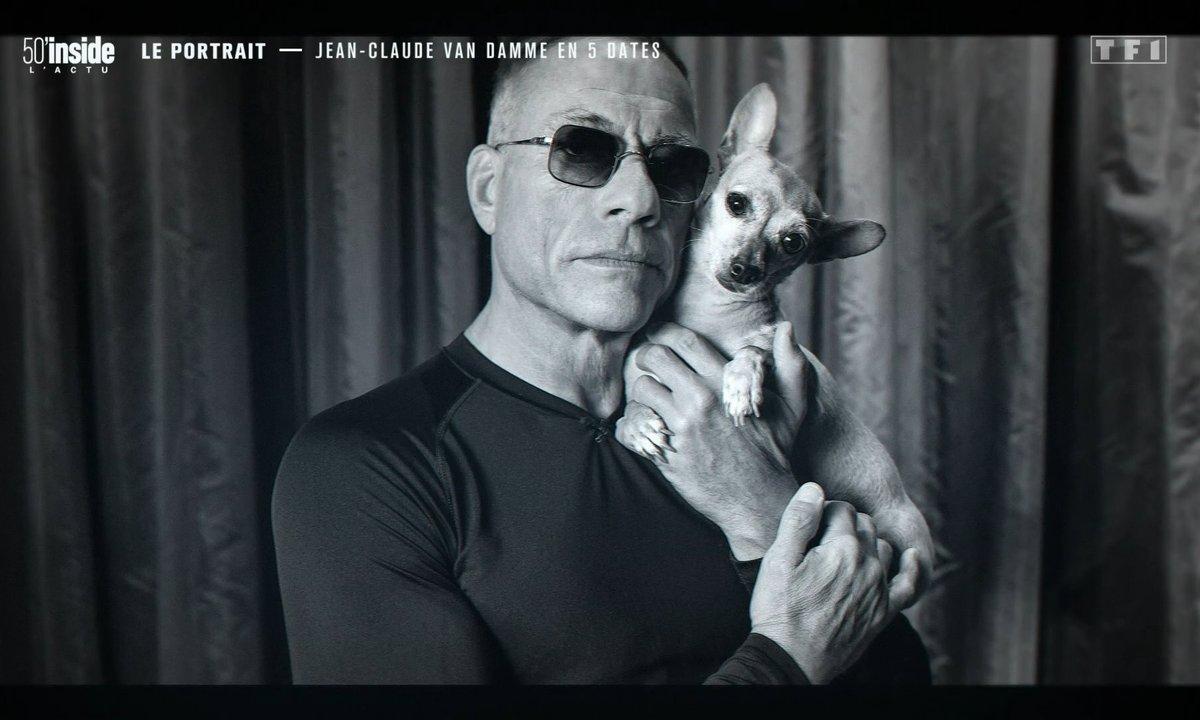 Le Portrait : Jean-Claude Van Damme ou rien
