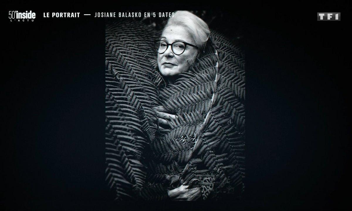 Le Portrait: Josiane Balasko, l'indémodable