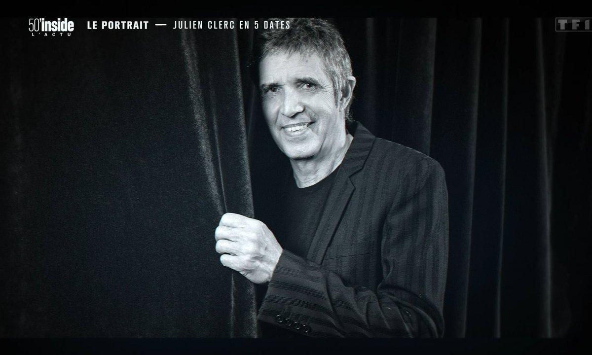 Le Portrait : Julien Clerc, l'infatigable