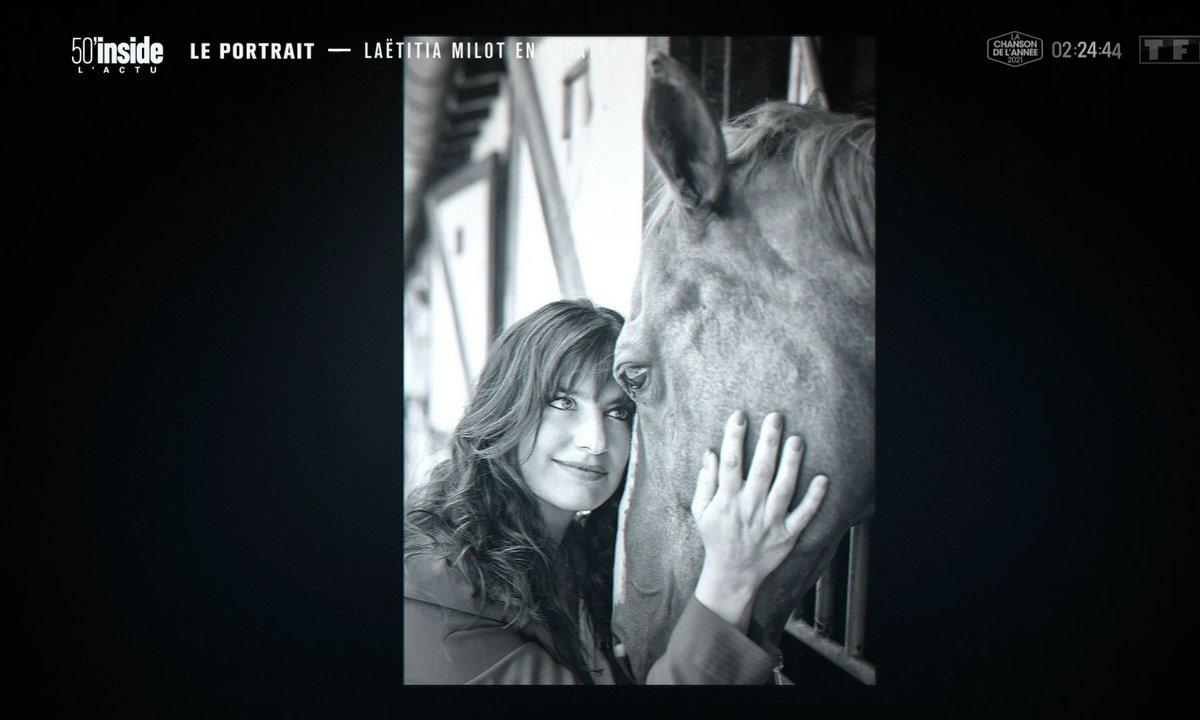 Le Portrait : Laëtitia Milot, sincère et touchante