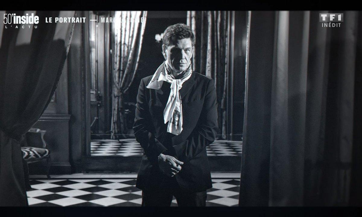 Le Portrait : Marc Lavoine, crooner discret