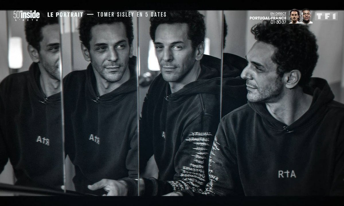 Le Portrait : Tomer Sisley, l'international