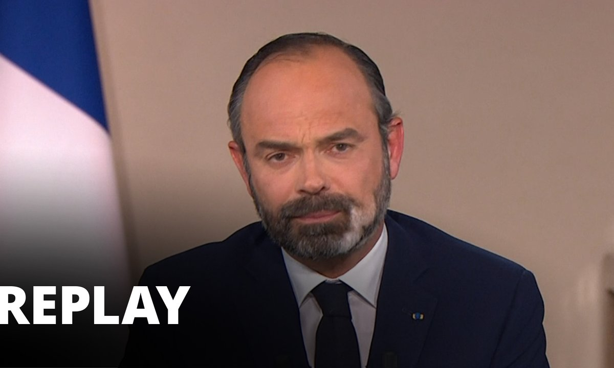 Le 1er ministre face à la crise