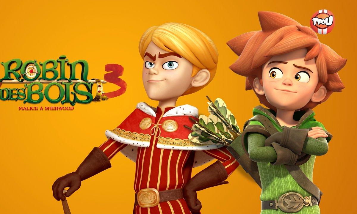Robin des Bois - saison 3 - Le Prince Jean