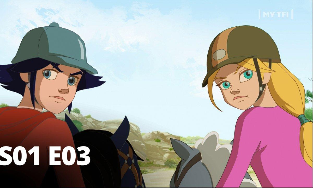 Le Ranch - S01 E03 - L'incendie
