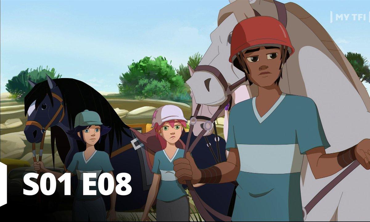 Le Ranch - S01 E08 - Pile ou kite