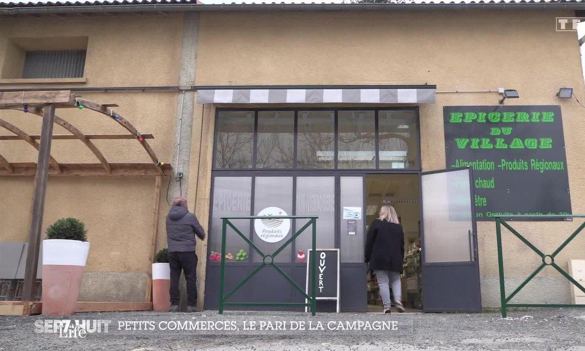 Le retour des petits commerces fait renaître nos campagnes
