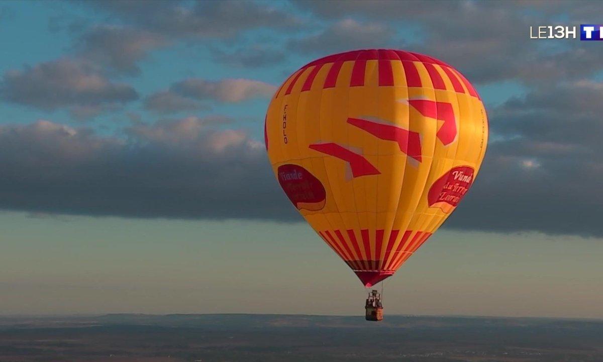 Le spectacle des montgolfières dans le ciel de Metz